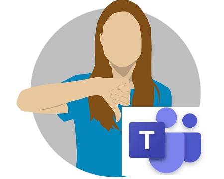 users hate Face Tracking in Microsoft Teams