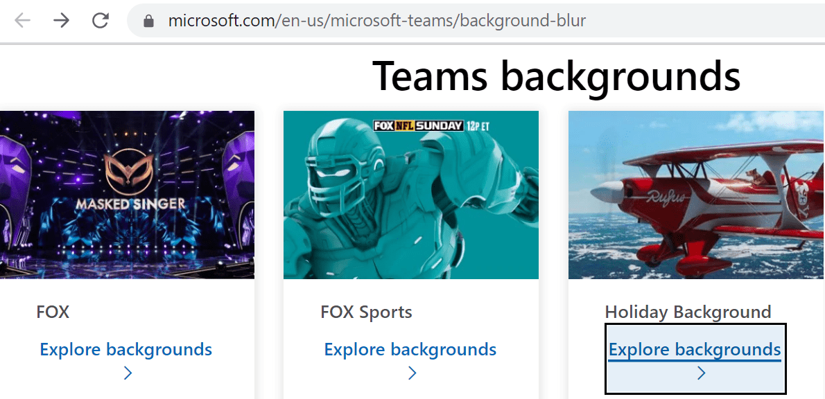 download teams backgrounds from microsoft