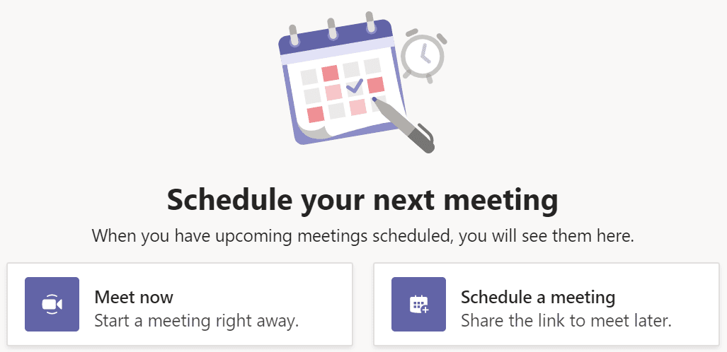 launch microsoft teams meeting