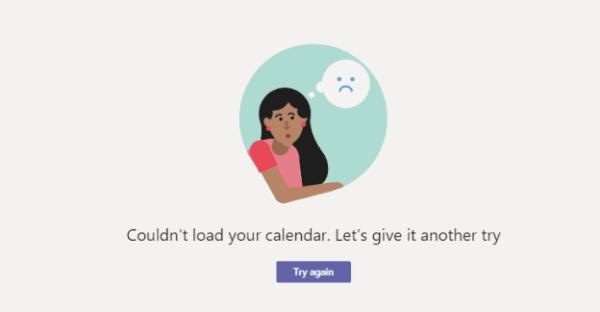 Fix Microsoft Teams Couldn't Load Your Calendar