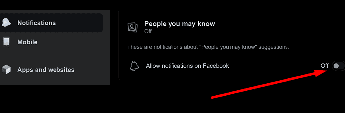 disable-facebook-people-you-may-know-notifications