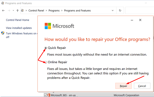 repair-microsoft-office