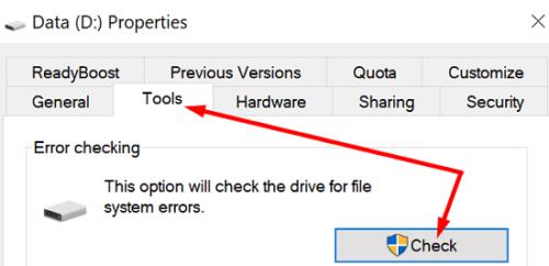 windows-10-check-drive-for-errors