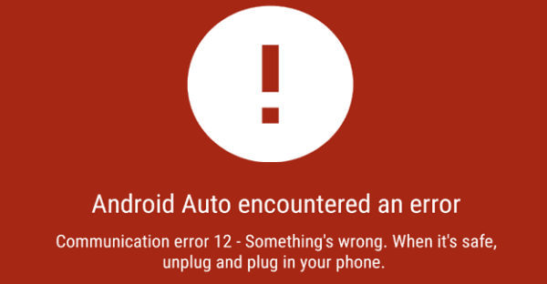 How to Fix Android Auto Communication Errors