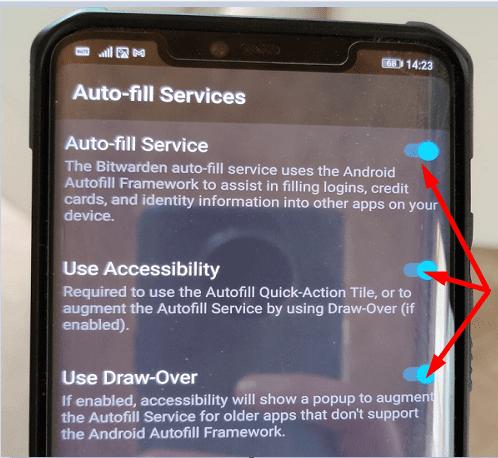 bitwarden-app-auto-fill-settings