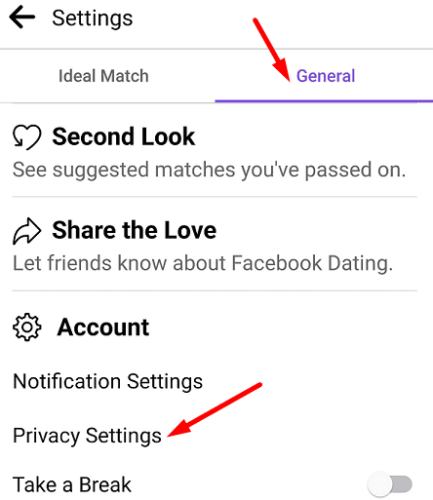 facebook-dating-privacy-settings