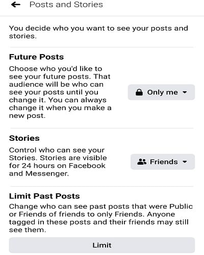 facebook-mobile-post-and-stories-privacy-settings