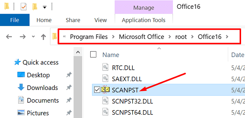 outlook-scanpst-executable