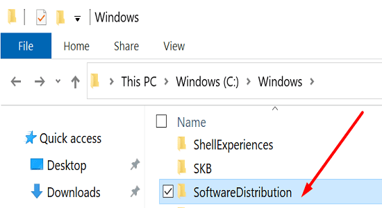 softwaredistribution-folder