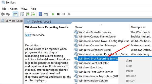 windows-error-reporting-service