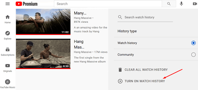 youtube-turn-on-watch-history