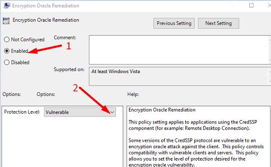 Encryption-Oracle-Remediation-RDP-windows-10
