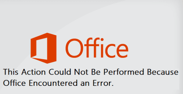 Office-This-Action-Could-Not-Be-Performed-Error