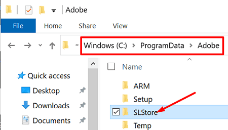 ProgramData-Adobe-folder