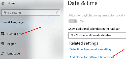 add-clocks-for-different-time-zones