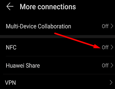 android-disable-NFC
