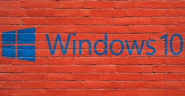 Windows 10: An Error Occurred While Creating the Directory