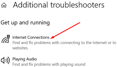 internet-connections-troubleshooter