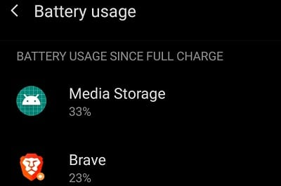 media-storage-draining-battery-android