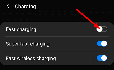 android-fast-charging