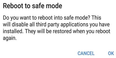 android-safe-mode