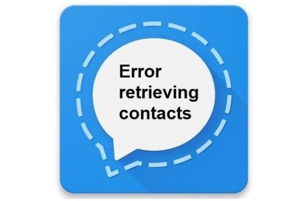 fix-signal-app-error-retrieving-contacts