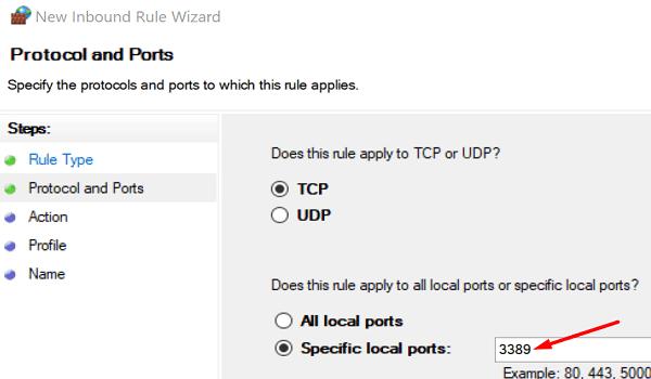 open-port-3389-windows-firewall
