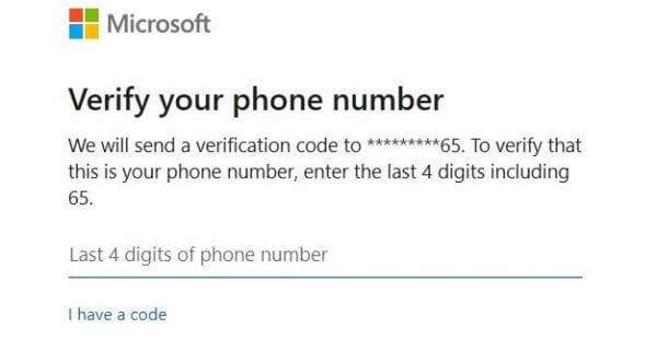 unsolicited-microsoft-verification-codes