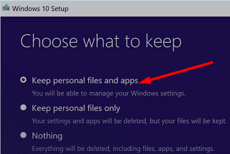 choose-what-to-keep-windows