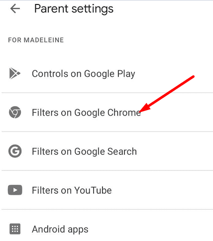 family-link-parenting-settings-filters-on-google-chrome