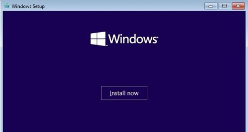 install-now-windows-10-clean-install