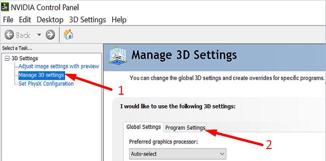 nvidia-control-panel-manage-3d-settings