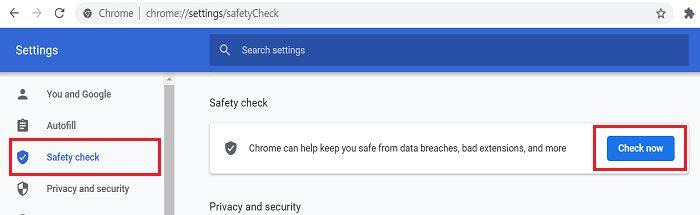 run-safety-check-chrome-browser