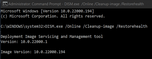 DISM-RestoreHealth-Windows-11